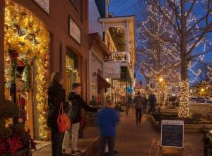 Downtown Dahlonega's Old Fashioned Christmas