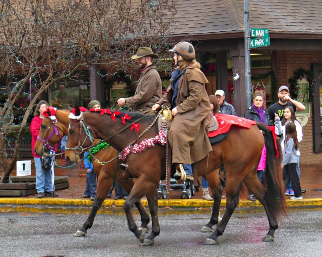 Dahlonega Old Fashioned Christmas Parade will be held on Saturday, December 5th at 4:00 PM